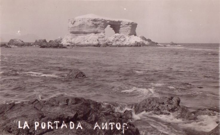 Portada de Antofagasta en 1952 - EnterrenoEnterreno