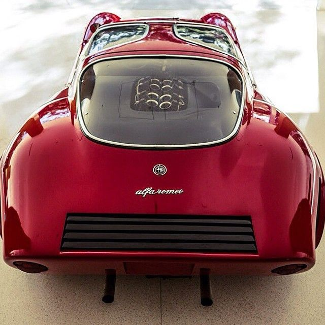 Alfa Romeo Tipo 33 Stradale '67. Lease it today. Visit pfsllc.com to apply now…