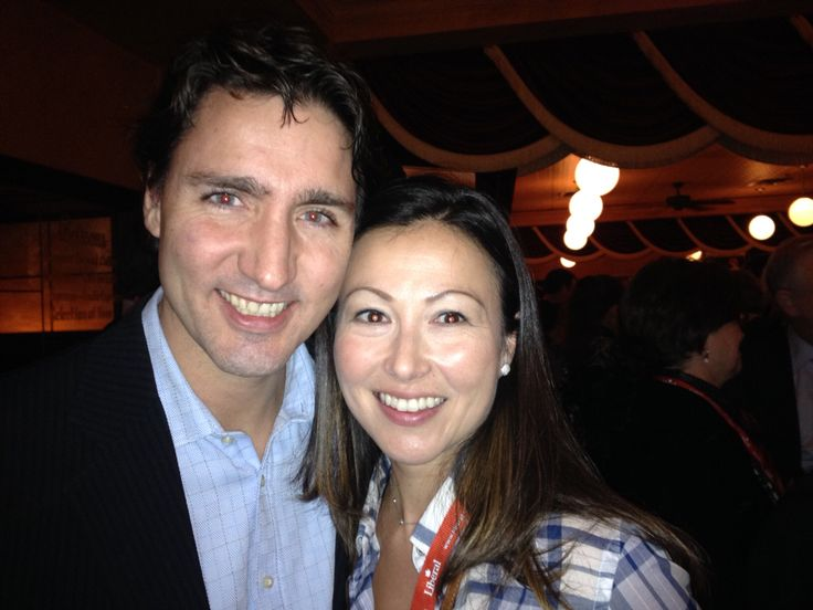 Me and Justin in Ottawa! He is going to be a great leader for Canadians in 2015. Vote Liberal.