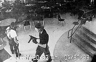 Columbine High School Massacre  http://en.wikipedia.org/wiki/Columbine_High_School_massacre