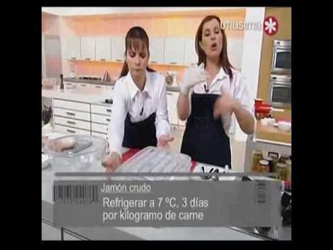 Industria Casera Jamon Curado - YouTube