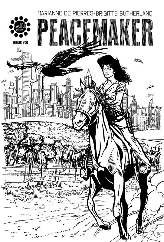 Buy Marianne's short story VIRGIN JACKSON. Her novel PEACEMAKER is based on it. http://www.mariannedepierres.com/store/short-fiction/