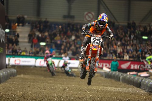 Win tickets to the Monster Energy Supercross as guests of Domino's Pizza!
