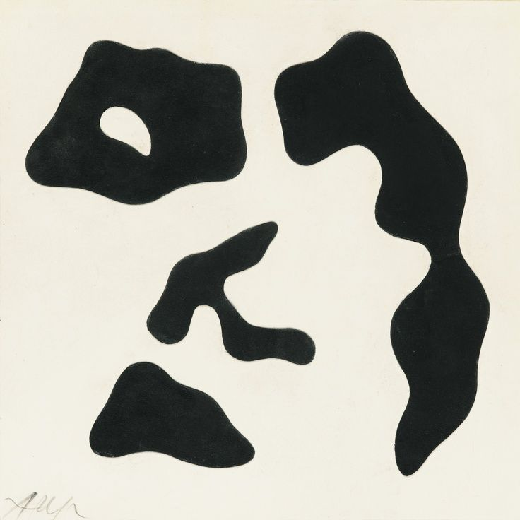 JEAN ARP — ANDY HEART