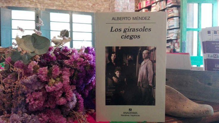 Los girasoles ciegos,  libreria la sabateria en Lleida, libros, libros de segunda mano, llibreria Lleida
