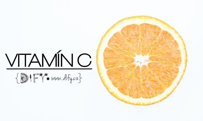 O vitamínu C aneb co bychom měli vědět nejen o tabletkách vitamínu C