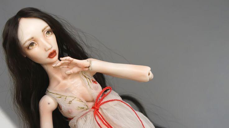 Куклы Ольги Гудилиной