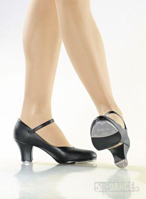 TA57 - Stepovacie topánky - Obuv - Stepovacia obuv - Stepovacie topánky - 2´´ Stepky - Stepovacia obuv - Stepovacie topánky ´´SUPREME SUPERIOR II´´ Vankúšová stielka aj zvršok, rezonančná doska na päte a špičke pre plnohodnotný zvuk a nastaviteľný tón - Podpätok: 2'' - Materiál: polyuretán, kožená podrážka s micro-cellularovými vankúšikmi SoDanca - 5kdance.sk