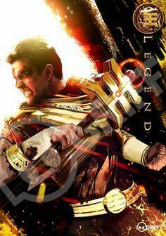 Zeo ranger gold Jason