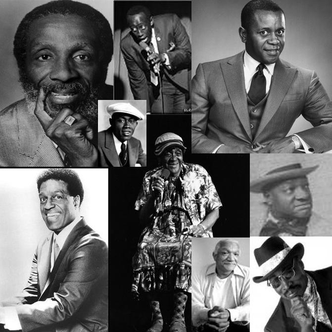 Great black comedians