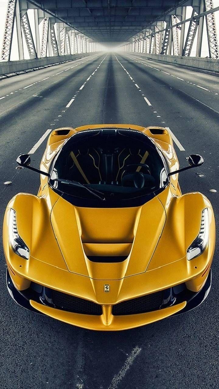 Yellow Laferrari Wallpaper By Stiggerphone 30 Free On Zedge Ferrari Laferrari Super Cars Sports Cars