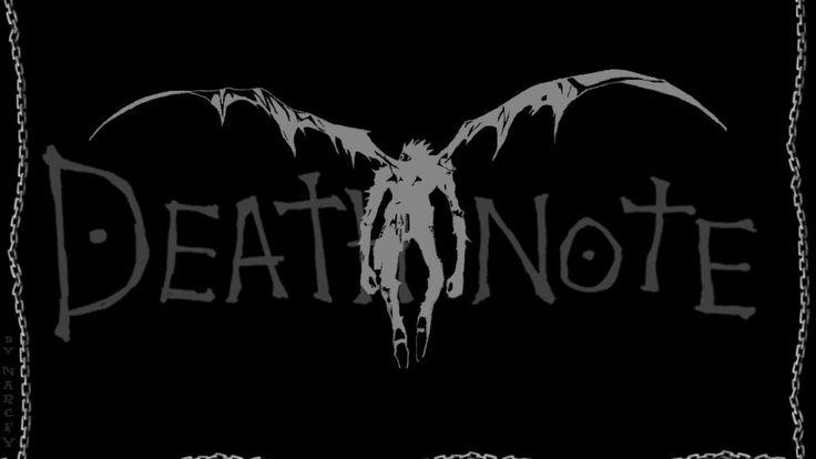 Death Note Shinigami   Fondo de Pantalla Death Note Shinigami