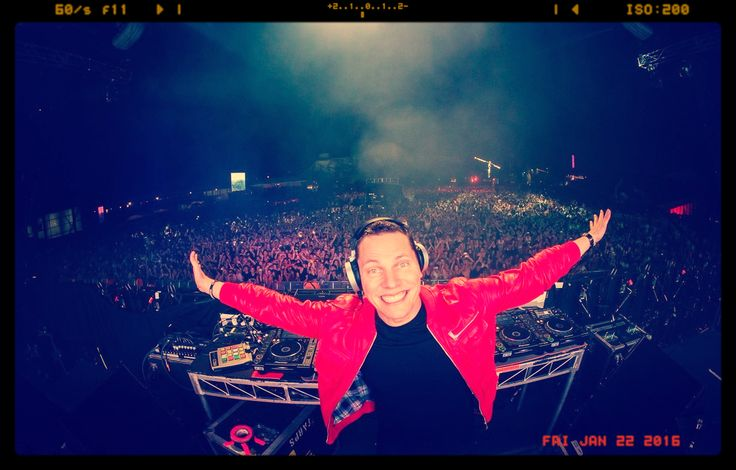 DJ Tiesto Clublife 462