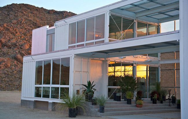 Hybrid House, California, U.S.