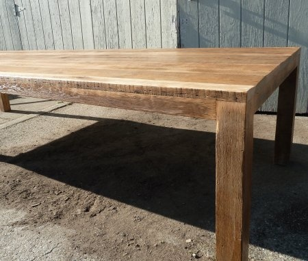 Black's Farmwood custom builds one-of-a-kind reclaimed wood tables and  benches for commercial projects in the San Francisco Bay Area. - 17 Best Images About Reclaimed Wood Tables On Pinterest