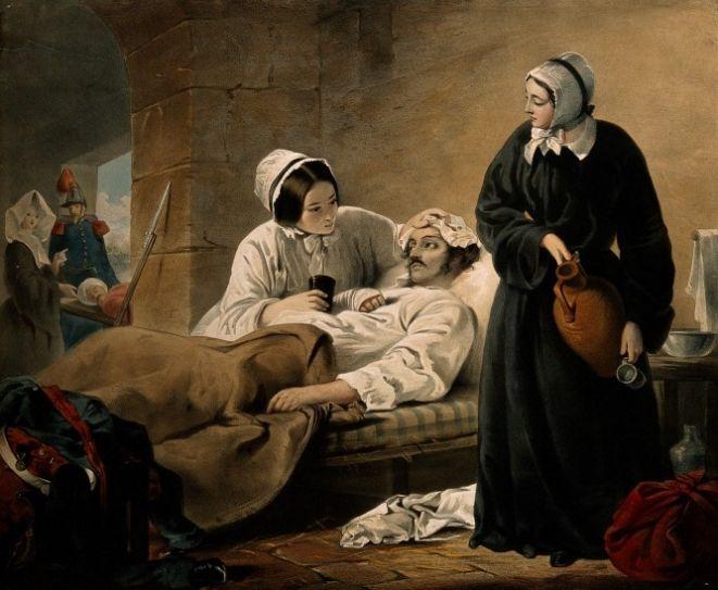 Florence Nightingale- Angel of the Crimean war. Reformer of modern ...