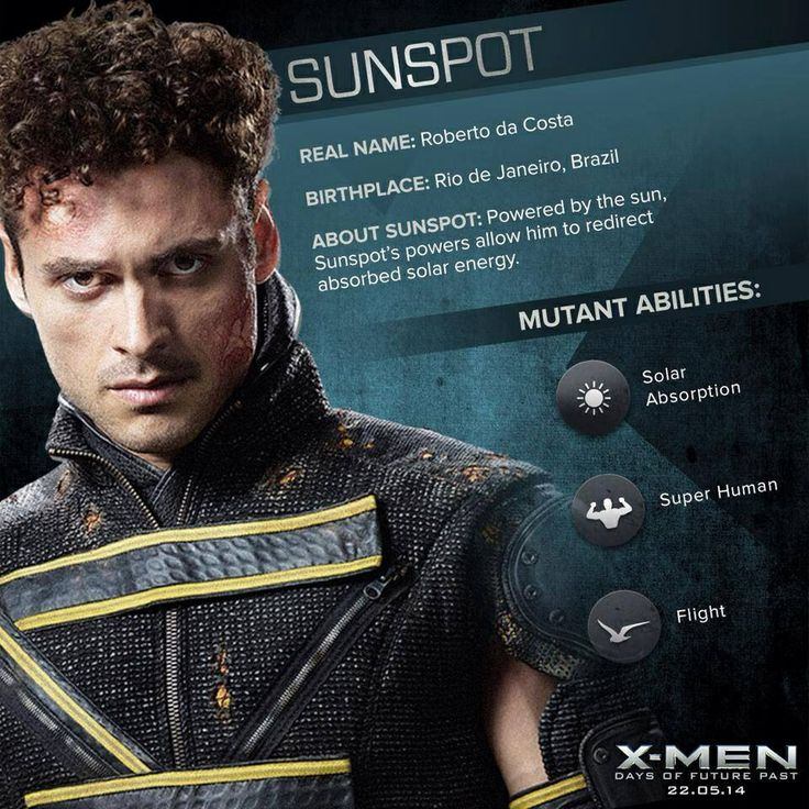 X-Men: Sunspot