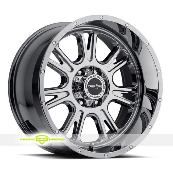 Chrysler Pacifica Rims For Sale: Pin By Wheelhero On Vision Off Road Wheels & Vision Rims