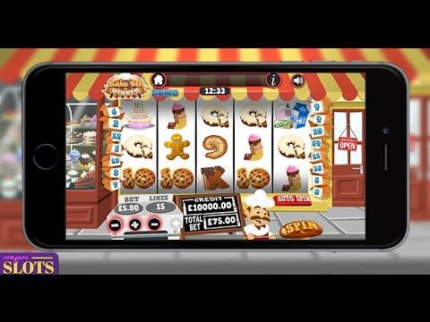 Bake Me A Winner Review | Free Online Casino Slot Machine Games