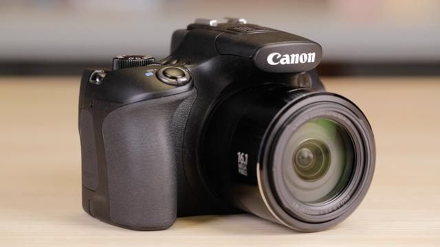 Canon PowerShot SX60 HS: review - CNET