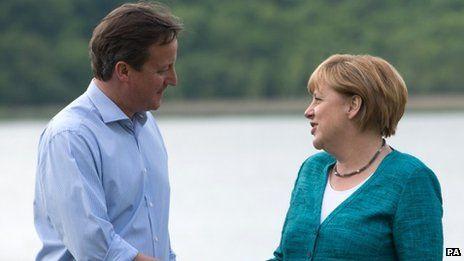 Germans look to keep UK in EU