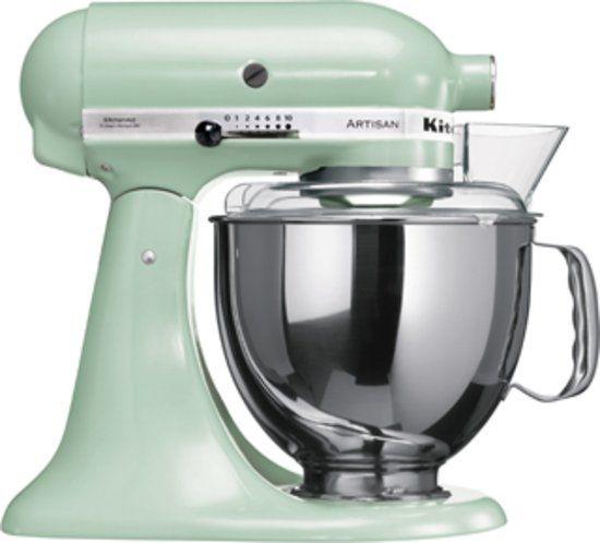 KitchenAid Artisan Keukenmachine 5KSM150PSEPT - Pistache
