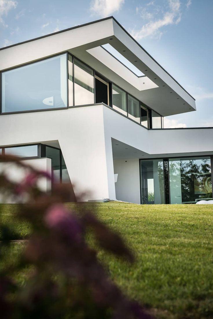 Moderne häuser pultdach  Die besten 25+ Pultdach Ideen auf Pinterest | Versandbehälter ...
