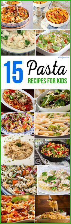 Looking for colorful and tangy pasta recipes for kids? Here's a list of cheesy and lip-smacking recipes designed for your little one. Try one today!