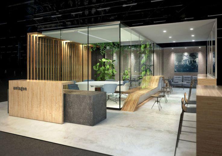 Design et installation stand d'exposition SPLEND