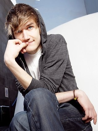 Bo Burnham. oh god damn marry me!