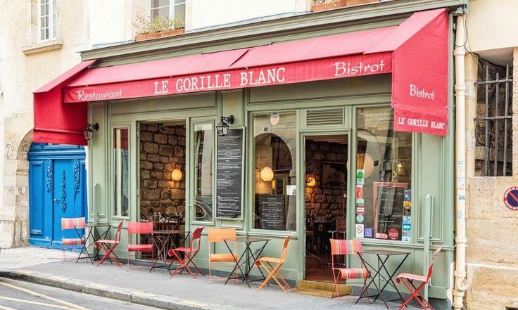Photos, ambiance, plats - Le Gorille blanc - Paris