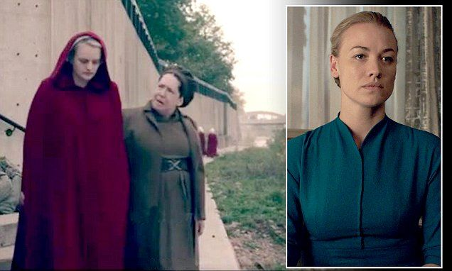June Returns To The Waterford S In The Handmaid S Tale