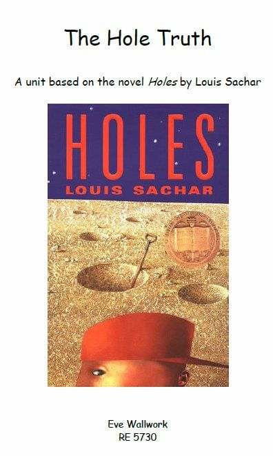what role does destiny play in the book holes by louis sachar essay Holes is a 1998 young adult mystery comedy novel written by louis sachar and first published by farrar, straus and girouxthe book centers around an unlucky teenage boy named stanley yelnats, who is sent to camp green lake, a juvenile corrections facility in a desert in texas, after being falsely accused of theft.