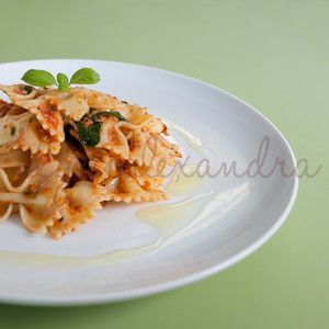 Sundried Tomato Pesto.