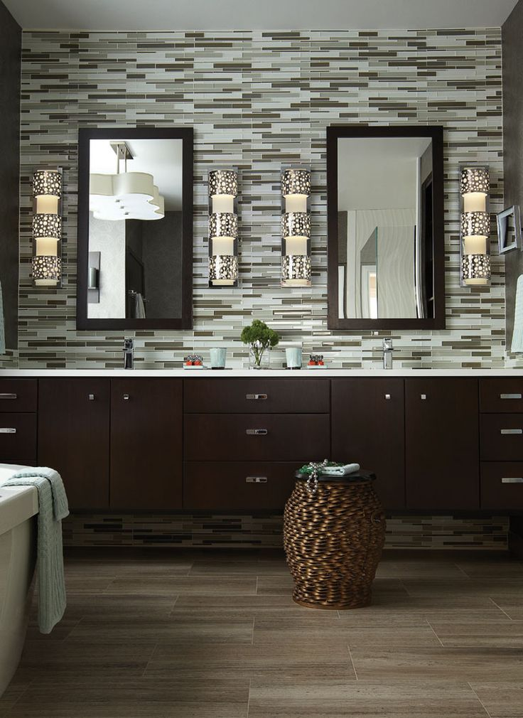 Best 25 bathroom lights over mirror ideas on pinterest - Images of bathroom vanity lighting ...