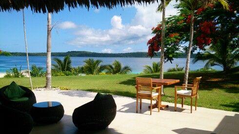 The Havannah, Vanuatu.