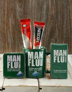 FoodStuff - Coffee: Man Flu Cappuccino Gifts For Men!