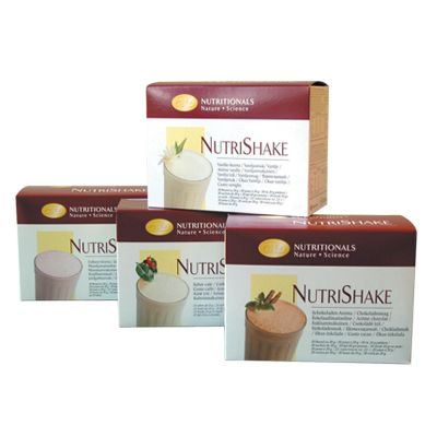 INTEGRATORE NUTRIZIONALE AD ALTO VALORE PROTEICO. Nutrishake è una bevanda deliziosa disponibile in quattro prelibati gusti, adatti a utta la famiglia. Mescolata con latte o succo di frutta, Nutrishake vi fornisce proteine di alta qualità e tutti i 22 amminoacidi coinvolti nella nutrizione umana. Scopri i dettagli su www.viveresano.net