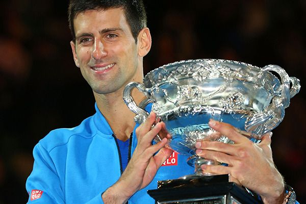 Australian Open: Novak Djokovic wins fifth title v Andy Murray - Yahoo!7