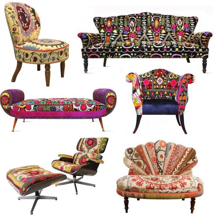 Bohemian Furniture: 25+ Best Ideas About Bohemian Furniture On Pinterest