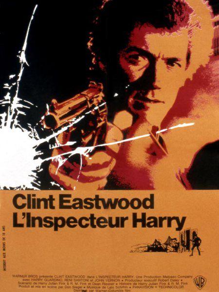 Analyse et Critique de l'Inspecteur Harry par @Cinemadroide avant sa projection au Festival TCM Cinéma