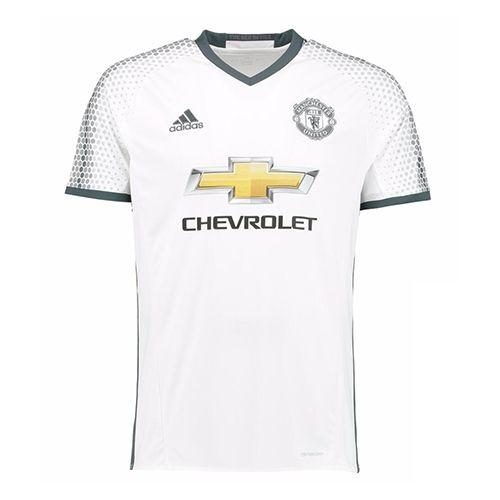 Camiseta Manchester United Tercera 2016-17