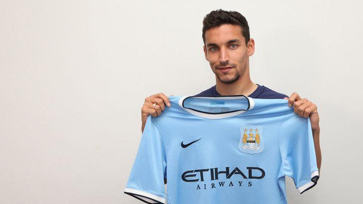 Jesus Navas signs, no. 15 - #Manchester City Quiz  - #MCFC