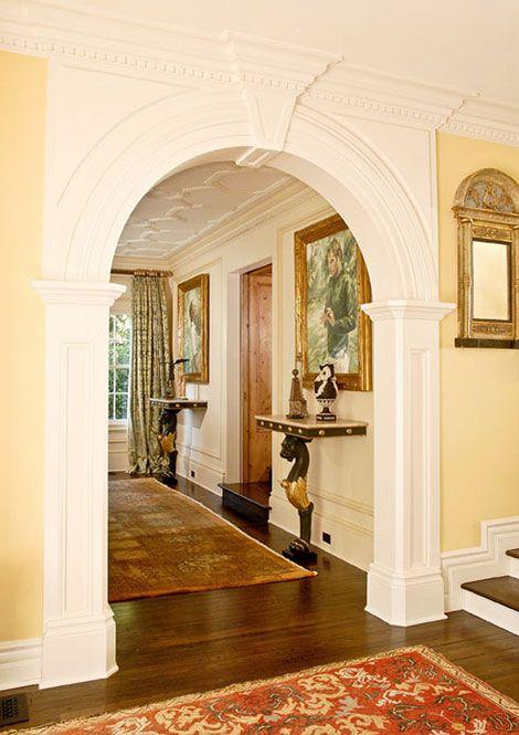 Foyer Door Opener : Best ideas about arch doorway on pinterest archways