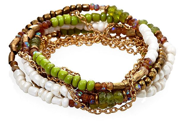 481 best Pulseras 2013 images on Pinterest