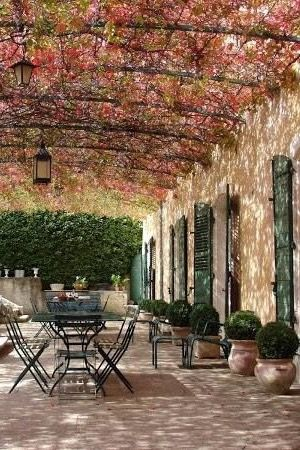 best 25 italian patio ideas only on pinterest. Black Bedroom Furniture Sets. Home Design Ideas