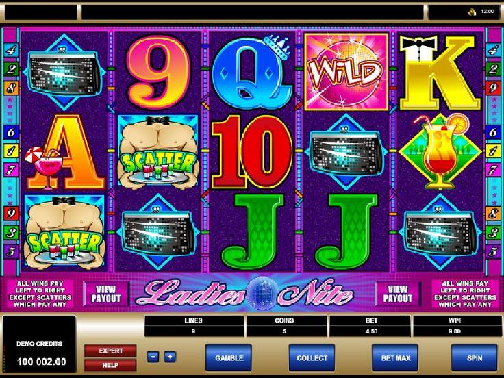 Nákupy ve velkém stylu Vám dopřejí neuvěřitelné možnosti na hracím automatu Ladies Nite.  http://www.vyherni-automaty-online.com/automaty-hry/hraci-automaty-ladies-nite  #HraciAutomat #VyherniAutomat #Jackpot #Vyhra #LadiesNite