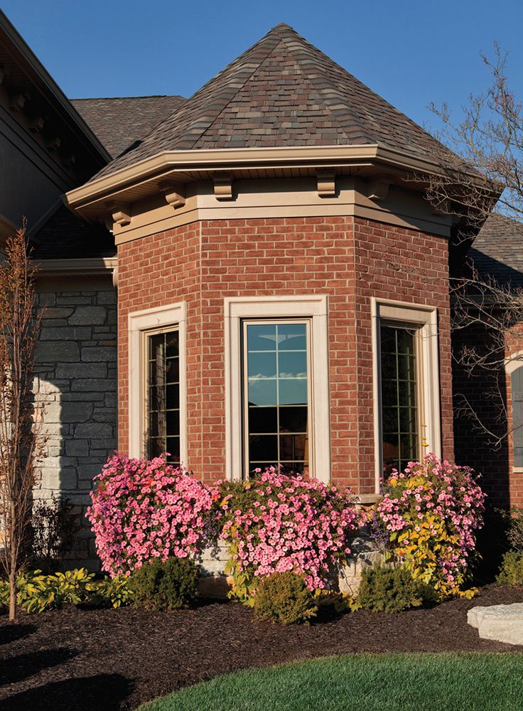 Tremendous 17 Best Images About Residential Brick Homes On Pinterest Front Inspirational Interior Design Netriciaus