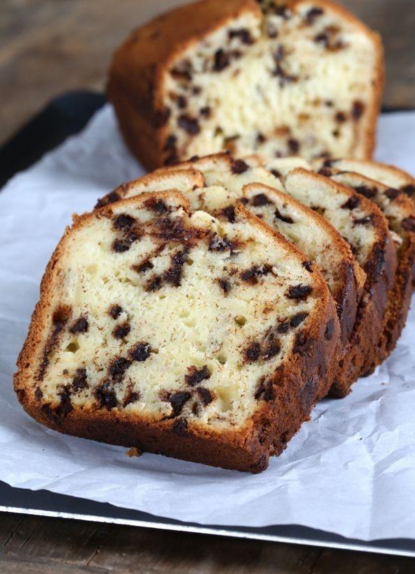 Chocolate Chip Yogurt Gluten-Free Quick Bread   29 Gluten-Free Ways To Satisfy A Carb Craving