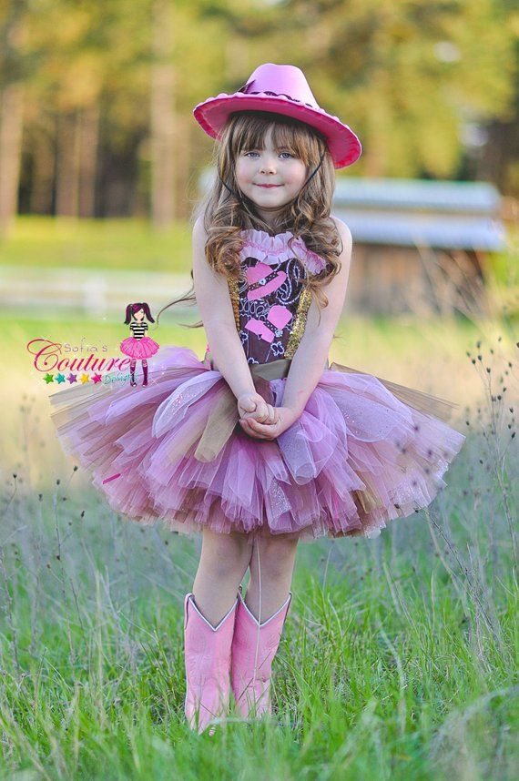 ce5eff1ed Fabulous diva cowgirl tutu dress in pink and brown Cowgirl Tutu, Cowgirl  Costume, Cowgirl